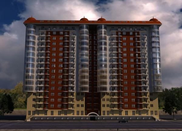 Жилой комплекс ЖСК Поющий фонтан, фото номер 2